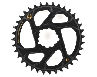 Direct Mount prevodník SRAM X-Sync 2 Offset 6mm 36t Zlatý