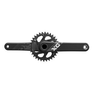 Kľuky SRAM X01 Eagle GXP 175mm 32t X-sync2 Black