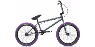 2018 BMX Stolen Heist Primer Grey - Purple