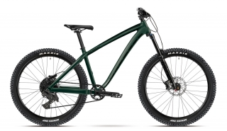 2017 Bicykel Dartmoor Hornet Scout Green