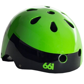 661 SixSixOne Dirt Lid Lime Green