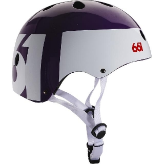661 SixSixOne Dirt Lid Purple