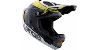 Integrálna prilba URGE Down-O-matic RR Black/Yellow/White