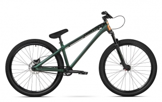 2018 Bicykel Dartmoor Two6player Scout Green
