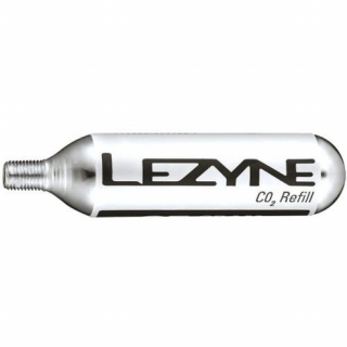 Bombička CO2 Lezyne so závitom 25g