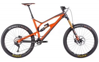 2018 Bicykel Nukeproof Mega 275 Carbon Factory