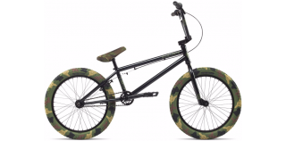 2018 BMX Stolen x Fiction Black - Jungle Camo