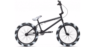 2019 BMX Stolen x Fiction Black - Urban Camo