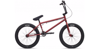 2018 BMX Stolen Casino XL Flat Red