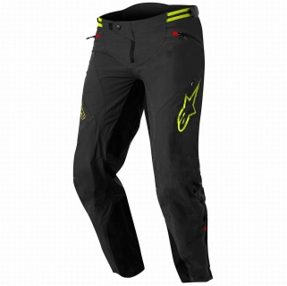 Nohavice Alpinestars All Mountain 2 Black Steel Grey