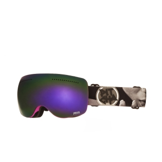 Snowbordové okuliare Pitcha FSP Limited Edition/Porn/Purple mirrored