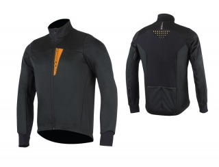 Alpinestars Cruise Shell Jacket Royal Black/Orange
