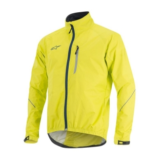 Bunda Alpinestars Descender 2 Windproof Acid Yellow