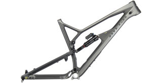 2018 Rám Nukeproof Mega 275 Carbon Black - Grey