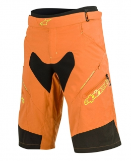 Kraťasy Alpinestars Drop 2 Bright Orange Acid Yellow