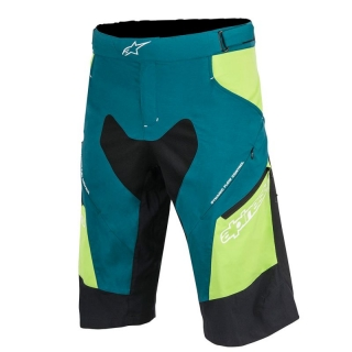 Kraťasy Alpinestars Drop 2 Shaded Spruce Green Black