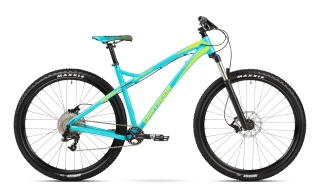 2017 Bicykel Dartmoor Primal Intro 29 Cyan/Lime