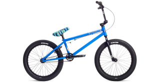 2019 BMX Stolen Casino Matte Ocean Breeze Blue
