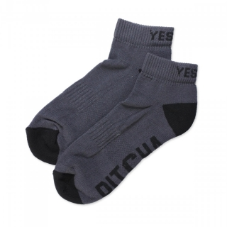 Ponožky Pitcha Liliput Socks Dark/Grey
