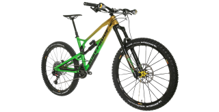 2019 Bicykel Nukeproof Mega 275 Carbon Worx EWS Bike XO1 Eagle