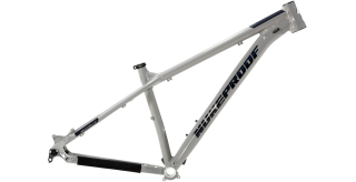 2019 Rám Nukeproof Scout 275 Grey Black
