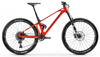2020 Bicykel Mondraker Foxy Carbon R 29 flame red carbon