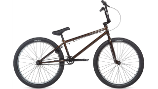 "2020 BMX Stolen Saint 24"" Copperhead Splatter"