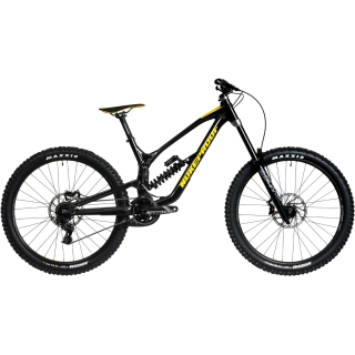 2020 Bicykel Nukeproof Dissent 275 Comp Black-Yellow