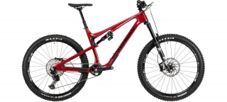 2020 Bicykel Nukeproof Reactor 275 Elite Ron Burgundy - Black