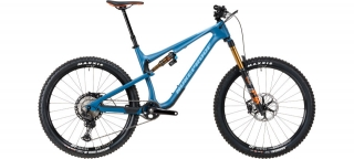 2020 Bicykel Nukeproof Reactor 275 Factory Blue-Overcast Blue