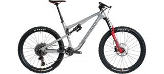 2020 Bicykel Nukeproof Reactor 275 RS Concrete Grey-Dark Grey