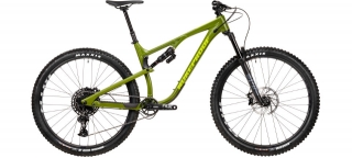 2020 Bicykel Nukeproof Reactor 290 Expert Military Green-Green