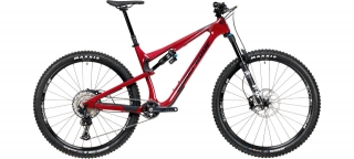 2020 Bicykel Nukeproof Reactor 290 Elite Ron Burgundy-Black