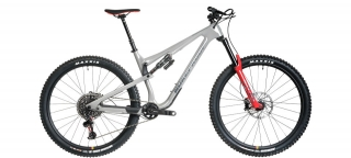 2020 Bicykel Nukeproof Reactor 290 RS Concrete Grey-Dark Grey