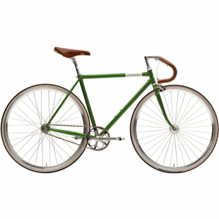 Creme Vinyl Doppio Fixed Gear bike