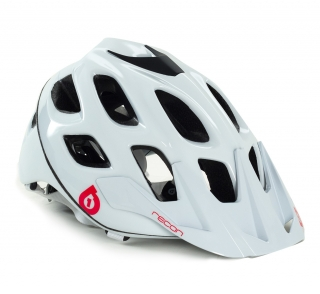 Prilba 661 SixSixOne Recon Scout White/Red