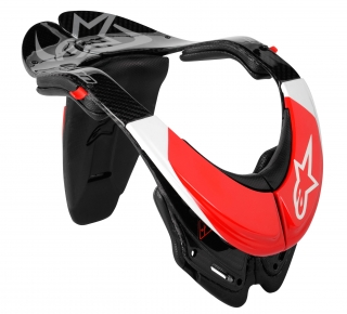 Chránič krku Alpinestars BNS Carbon Neck Support