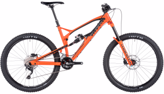 2016 Nukeproof Mega 275 Race Bike