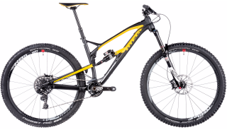 2016 Nukeproof Mega 290 Team Bike