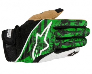 Rukavice Alpinestars Gravity Green