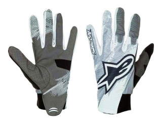 Rukavice Alpinestars Aero Grey White