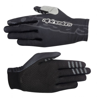 Rukavice Alpinestars F-Lite Black Steel Gray