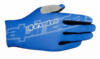 Rukavice Alpinestars F-Lite Bright Blue