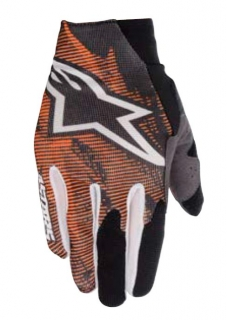 Rukavice Alpinestars Aero Black Orange