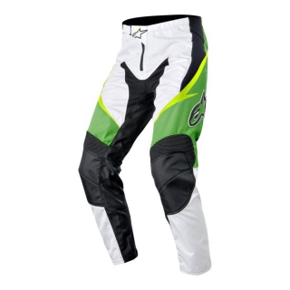 Nohavice Alpinestars Sight White/Green