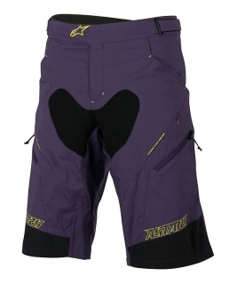 Kraťasy Alpinestars Drop 2 Purple Acid Yellow
