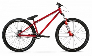 2015 Bicykel Dartmoor Quinnie Red Devil