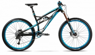 Bicykel Dartmoor Wish Enduro 27.5/650B Black Turquoise