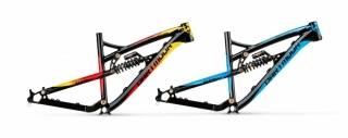 Dartmoor WISH new rám ( plus  tlumič RockShox Monarch Plus HVR)