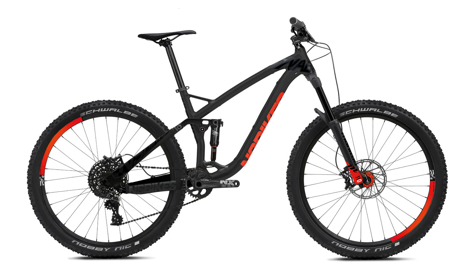 2017 Bicykel NS Bikes Snabb Plus2